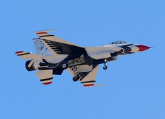 Nellis AFB 07Mar19.01 (Pervez 183A) Tags: thunderbirds f16 usaf nellisairforcebase lasvegas fighter