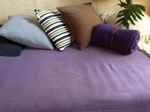 ベッド冬バージョンと題した写真