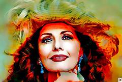 Sophia Loren Morphing (Drakre52) Tags: drakre52 karpa morph morphing beautiful amazing great prachtvoll nice cool good splendid special sophialoren