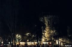 Metti una sera passeggiando nel Lungarno a Firenze (danilocolombo69) Tags: firenze arno torrre medioevo alberi danilocolombo danilocolombo69 nikonclubit greatphotographers abigfave