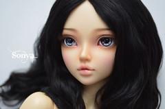 DSC_2157 (sonya_wig) Tags: fairytreewigs wig bjdwig minifeewig bjd bjdminifee minifeechloe handmadedoll bjddoll dollphoto fairyland fairylandminifee minifee chloe bjdphotographycoloringhair