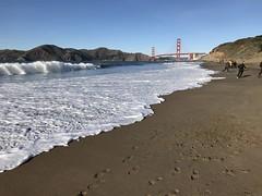 (chriswitwer) Tags: coast pacific california bakerbeach beach baker goldengatebridge gate golden sanfrancisco sf francisco san