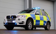 YC67 NRK (Ben - NorthEast Photographer) Tags: humberside police bmw x5 4x4 traffic car rpu roads policing unit parked blues blue lights light sirens lowangle hull new anpr automatic number plate recognition system camera 67plate yc67 nrk yc67nrk