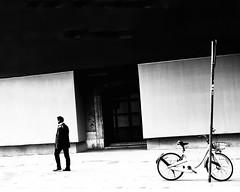 l i m i n a l i t y (Gaia Rampon) Tags: supermodernity surmodernite contemporarylife contemporary urban urbanlife thepathosofthings inbetween impermanence wistfulness liminalspaces liminality colorblind colorless streetphotography street streetphotographer noiretblanc blackandwhite