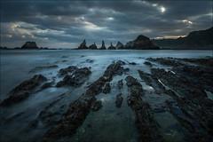 Costa (Jose Cantorna) Tags: costa marina playa beach rocas agua water paisaje nikon d610 landscape nature naturaleza