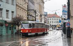 Bratislava tramway: Tatra T3P # 7789 (Amir Nurgaliyev) Tags: tatrat3p dpb bratislavatramway
