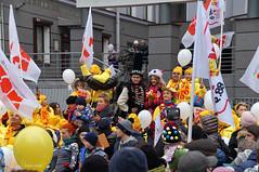Parade of clowns in St. Petersburg (irina_chisa) Tags: россия санктпетербург russia saintpetersburg city