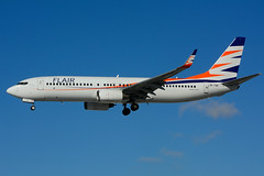 OK-TSR (FLAIR - SmartWings) (Steelhead 2010) Tags: flairair travelservice smartwings boeing b737 b737800 yyz oktsr