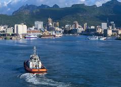 Port Louis / Порт Луи (dmilokt) Tags: природа nature пейзаж landscape вода water dmilokt море океан sea ocean порт корабль port ship