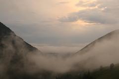 Transylvanian Mists (Derbyshire Harrier) Tags: magura romania 2018 summer mist transylvania naturetrek sunrise inversion forest zarnestigorge dawn