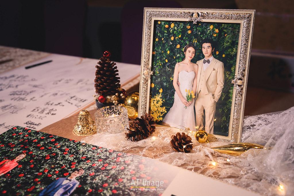 <婚攝> Anan & Phoebe / 新板希爾頓 新凱薩