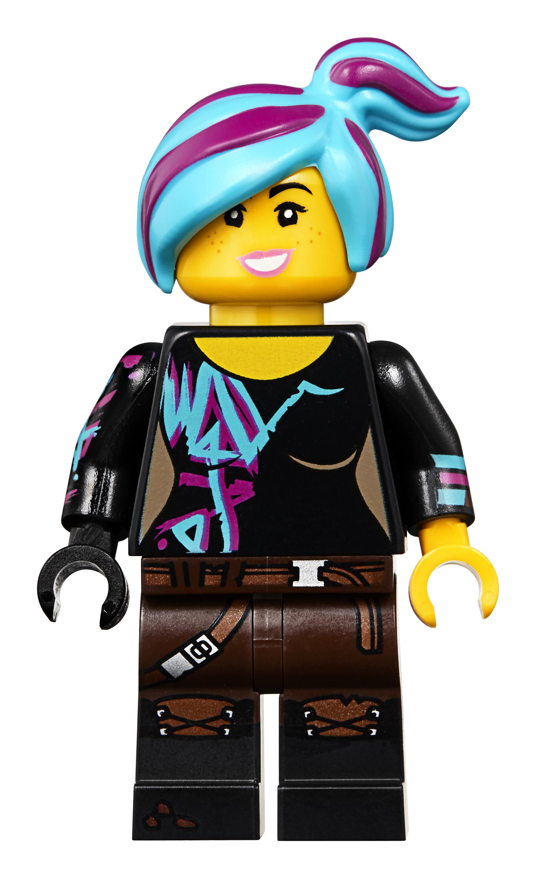 70838 Lego Movie-2 Minifigure CELESTE New