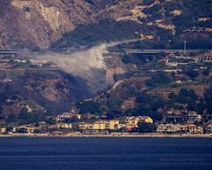 3291 - Canadair CL-415 (Sergio Dini) Tags: sergiodini lumixgx1 lumix gx1 canadair cl415 antincendio incendio anfibio aereo vikingair415superscooper canadaircl415 superscooper bombardier415superscooper