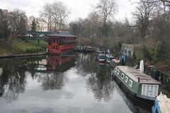 Cumberland Basin (lazy south's travels) Tags: camden regentspark london england english britain british uk barge boat chinese restaurant canal urban capital city