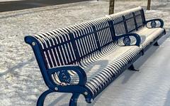 Brampton, Ontario (TO416 Original) Tags: 2019 brampton canada motoroilphotography ontario to416 transport travel ca tourism touristattraction tourist attractions tofouronesix to416original park snow winter season bench