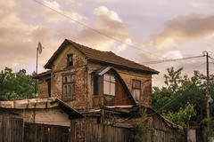 Hidden Beauty (Виго) Tags: old town historic historical building exterior bulgaria architecture chateau city cityscape europe urban sofia house