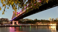 Howard Smith Wharves from Captain Burke Park, Kangaroo Point, Brisbane (David McKelvey) Tags: river brisbane queensland australia 2019