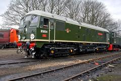 Class 24 D5054 (Strategic Reserve Films - Rory Lushman) Tags: elr eastlancsrailway d5054 philsouthern sulzer type2 rat bury buckleywells repaint 24054