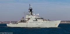 HMS Mersey (P283) (Niall McCormick) Tags: dublin port hms mersey p283 riverclass offshore patrol vessel opv royal navy warship