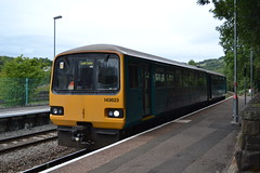 Arriva Trains Wales (Will Swain) Tags: cardiff queen street station 11th august 2018 train trains rail railway railways transport travel uk britain vehicle vehicles cymru west wales north europe atw trehafod valley lines