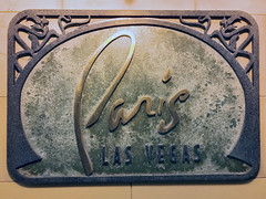 Paris Las Vegas (Sameli) Tags: paris las vegas casino hotel plaque nv nevada