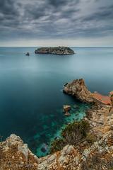 Punta del Molinet (miqueljover) Tags: mar costa costabrava paisatge landscape empordà montgrí girona