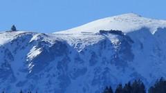 Schneeberggipfel / Schneeberg mountaintop (ursula.valtiner) Tags: schneeberg grünbachersattel kaiserinelisabethgedächtniskirche summitcross berghaushochschneeberg puchbergamschneeberg niederösterreich loweraustria österreich autriche austria gipfelkreuzwaxriegel