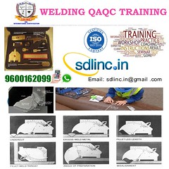9 weld qaqc sdlinc quality control training 9600162099 (sdlincqualityacademy) Tags: coursesinqaqc qms ims hse oilandgaspipingqualityengineering sixsigma ndt weldinginspection epc thirdpartyinspection relatedtraining examinationandcertification qaqc quality employable certificate training program by sdlinc chennai for mechanical civil electrical marine aeronatical petrochemical oil gas engineers get core job interview success work india gulf countries