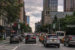 Traffic in Manhattan (TMStorari) Tags: manhattan traffic newyork nyc newyorkcity usa cars auto streets streetsofnewyork traffico america cities urban urbanphotography città city cityscapes world worldcities