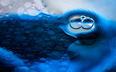 covalent fantasy (gks18) Tags: canon lightroom nik macro water oil circle blue