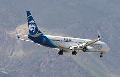 N248AK (John W Olafson) Tags: n248ak airliner boeing737900 alaskaairlines