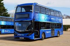 1250 HF68DXU (PD3.) Tags: go ahead goahead group gsc south coast eastleigh hampshire england uk bus buses psv pcv barton park hants dorset bluestar adl enviro 400 city 1250 hf68dxu hf68 dxu