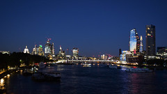 London by night [1604] (my.travels) Tags: london night nightphotography england unitedkingdom greatbritain city cityscape olympus penf gb