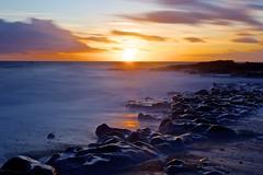 Tears Dry On Their Own (pauldunn52) Tags: sunset ogmore by sea glamorgan heritage coast long exposure wales