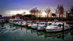 1000 (Marco Trovò) Tags: marcotrovò hdr venezia venice italia italy building edificio city città mare sea barca boat