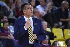 DSC_0231 (VAVEL España (www.vavel.com)) Tags: fcb barcelona barça basket baloncesto canasta palau blaugrana euroliga granca amarillo azulgrana canarias culé
