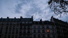 Paris - 06:30 (Orignal Vagabond) Tags: paris aube hausmann architechture light