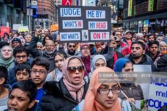 EM-190324-EndIslamophobia-060 (Minister Erik McGregor) Tags: activism buildmovementsnotwalls christchurchmassacre defenddemocracy donaldtrump dumptrump endislamophobia endwhitesilence endwhitesupremacy erikmcgregor freepalestine iamamuslimtoo lovetrumpshate muslimban muslimrights nyc nyc2palestine newyork newyorkcity newyorkers noban nomuslimbanever notmypresident peacefulprotest peacefulresistance photography protest refugeeswelcome resisttrump sanctuarycity solidarity standwithmuslims stopthehate timessquare travelban usa unitedagainstislamophobia whitesupremacy xenophobia bigotry demonstration humanrights photojournalism politics racism rally refusefascism revolution trumpvsallofus 9172258963 erikrivashotmailcom ©erikmcgregor