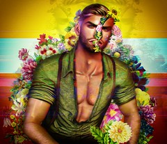 You belong among the wildflowers (Isaac.Taur) Tags: ascend idtty notfound catwa stanley jake belleza fameshed newrelease new malefashion male fashion man men blogger blog credits secondlife second life sl event 3d mesh bento photography digital art