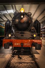 La Bonita. (Ricardo Pallejá) Tags: tarragona travel tokina1116 turismo tren ferrocarril nikon d500 decay old oxide viejo antiguo museo viajes new 2019