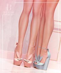 [BREATHE]-Hoshiko@Access Event ([Breathe]) Tags: breathe secondlife mesh heels slink maitreya belleza bunny access playgirl