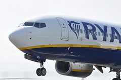 'GDT' (SONICA Photography) Tags: ryanair boeing b737 boeing7378as fr ryr southend southendairport londonsouthendairport eigdt