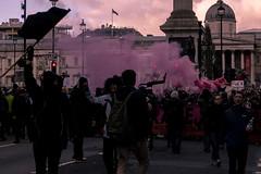 IMG_1400_crop01 (kevinwhite3000) Tags: socialist socialism farright protest antifascist antifascism london westminster uk leftwing march