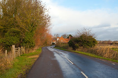 Rural Norfolk - A149 - NORTH COAST ROAD TRIP (Adam Swaine) Tags: broads broadbritain broadsuk norfolk norfolkvillages counties countryside england english englishvillages hamlets winter eastanglia uk ukcounties ukvillages ruralvillages rural beautiful canon trees touring