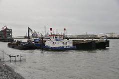 Botlek (Hugo Sluimer) Tags: nlrtm onzehaven portofrotterdam port haven nederland zuidholland holland nikon nikond500 d500