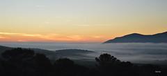 Cévennes du ciel (EmArt baudry) Tags: montagnes mountain ciel cloud nikon nuage nature paysage landscape cévennes hérault merdenuages brume fog leverdesoleil aube