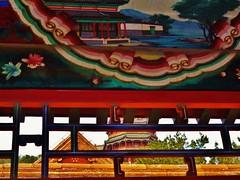 The Long Corridor (Ben Zabulis) Tags: china asia fareast summerpalace longcorridor frieze fretwork peoplesrepublicofchina beijing 中华人民共和国 中国 北京 中華人民共和國 中國 颐和园 頤和園 5photosaday coveredwalkway