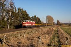 CLR 228 321 mit Langschienen nach Hörne (tsp-Photos) Tags: clr 228321 langschienen privatbahn güterzug bahn zug eisenbahn railroad trein train lokomotive lok diesellok locomotive osnabrück jeggen
