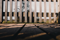 Countryside (LucasRebmannPhotography) Tags: delmenhorst niedersachsen fujifilm x100f x 100 f 35mm 23mm 19mm forest nature landscape landschaft land bauernhof park ice frozen clouds field feld lake snow 2019 2018 footsteps river delme animals light iso test sky himmel januar tree wood grass water wcl x100 wclx100 countryside farm natur sun beam gras creek corn bridge x100s