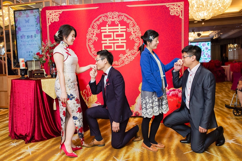 [婚禮攝影] 彥志 & 思文 高雄漢來大飯店 | 午宴宴客搶先看 | 婚禮紀錄